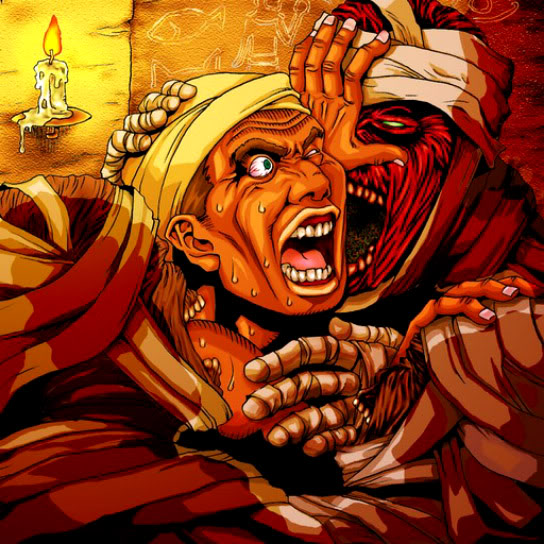 Castigo del Ladrón de Tumbas
