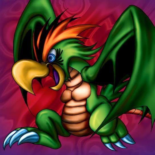 Dragón Loro