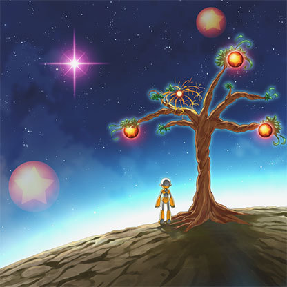 Luz de Estrella, Estrella Brillante