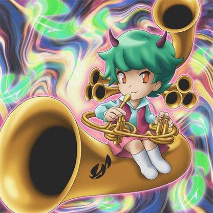 Melomelodía la Genio de las Trompetas