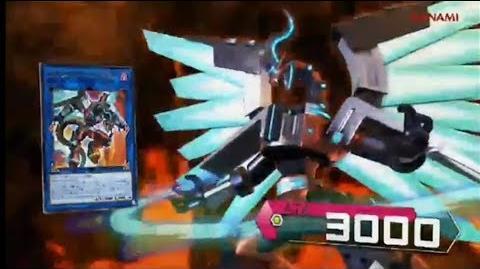 YuGiOh! VRAINS - Varrel Load Dragon and Circuit Break Commercial
