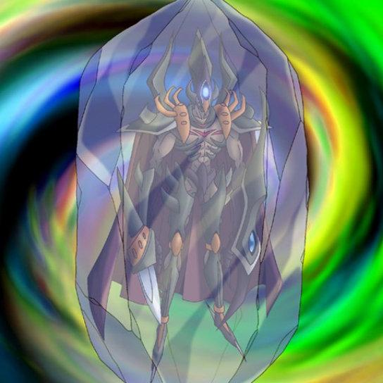 Caballero Malvado Transparente