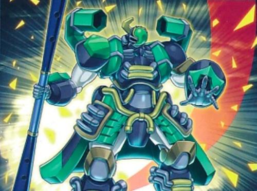General Samurai Superpesado Jade