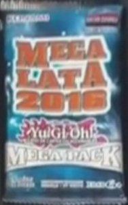 Promo Pack - 2016 Mega-Latas Mega Pack