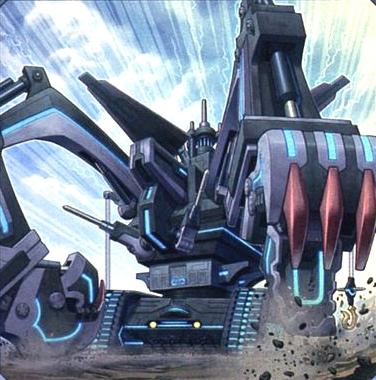 Infinitrack Megaclope de la Fortaleza
