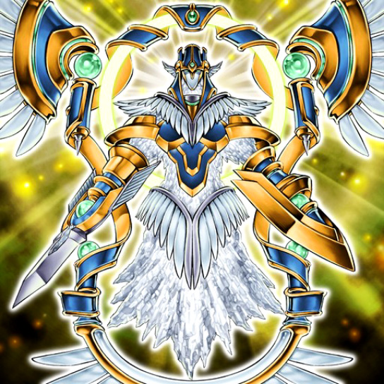 Neo-Parsath, el Paladín del Cielo