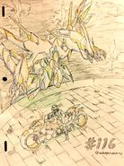 Yugo y Ala Transparente por Hiroki