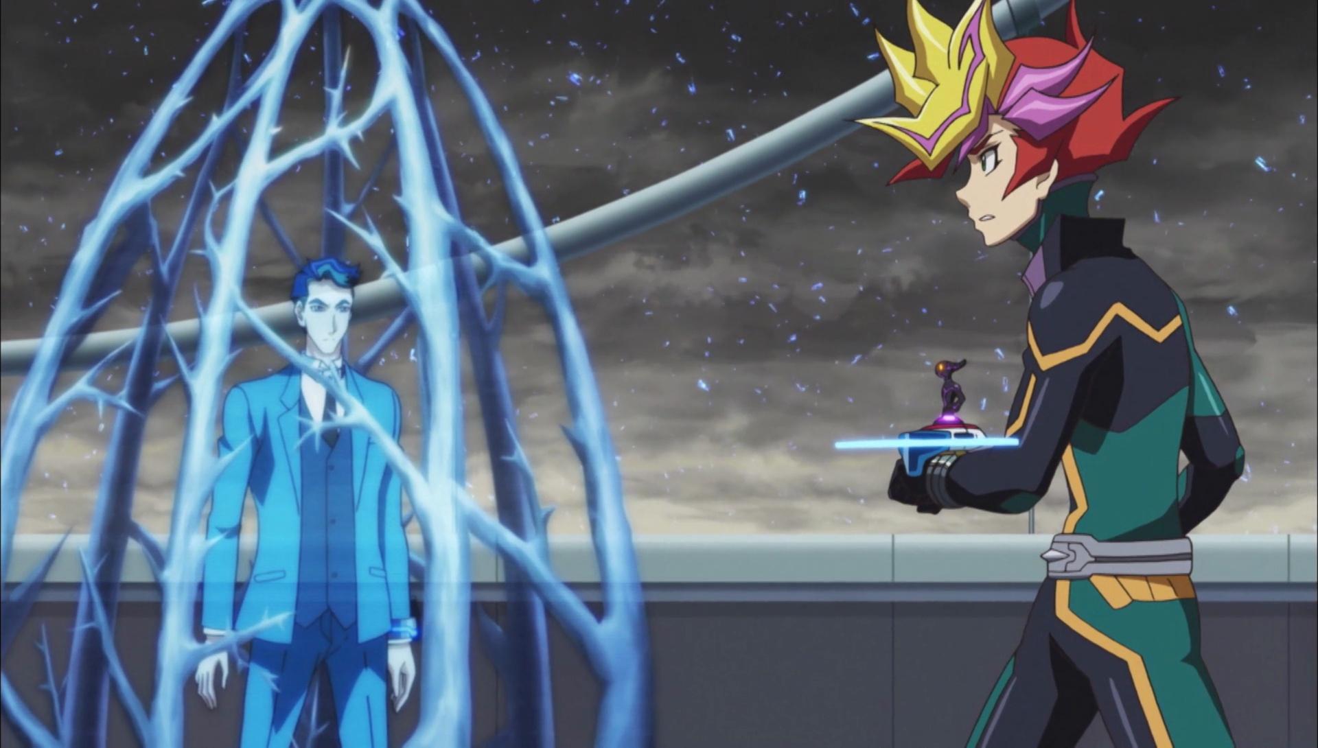 Yu-Gi-Oh! VRAINS - Episodio 036