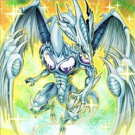 Dragón de Chispas de Polvo de Estrellas