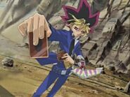 Yugi roba carta