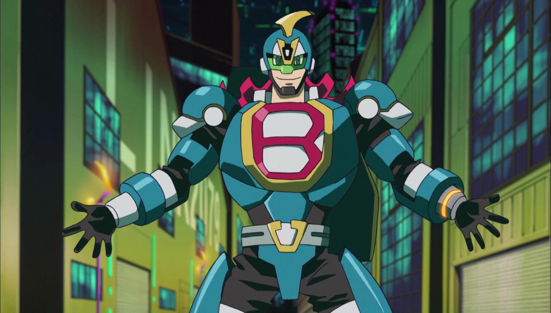 Yu-Gi-Oh! VRAINS - Episodio 027