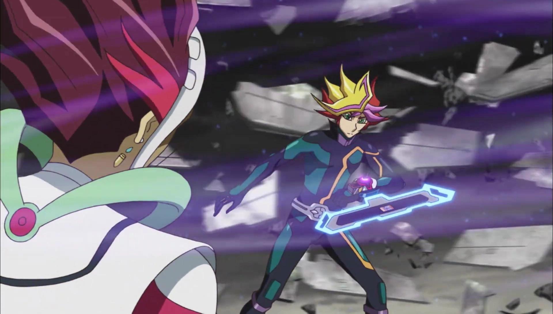 Yu-Gi-Oh! VRAINS - Episodio 041