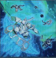 Foto deslizador osártico