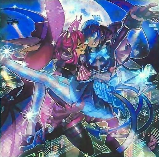 Evil★Gemelas Ki-sikil & Lil-la