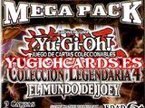 Promo Pack - Colección Legendaria 4 Mega Pack