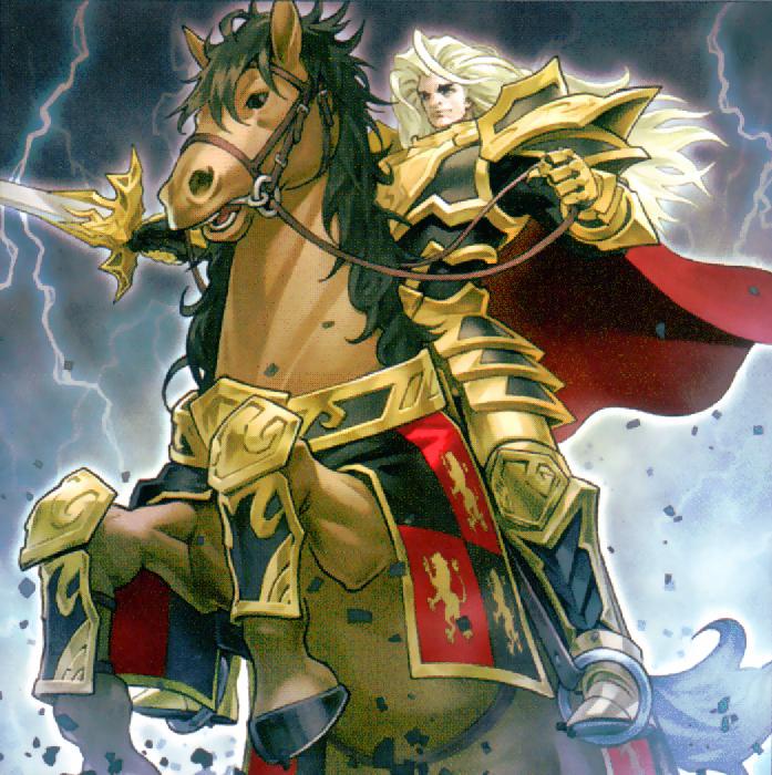 Noble Caballero Pellinore