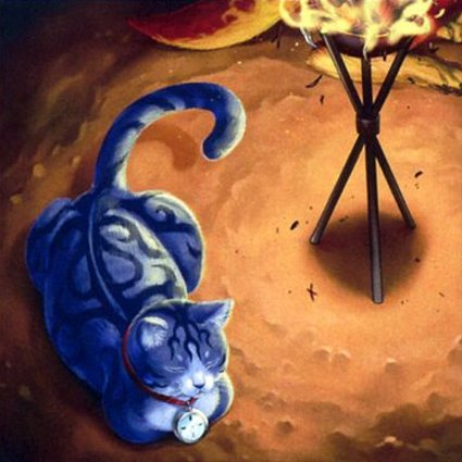 Gato del Reloj