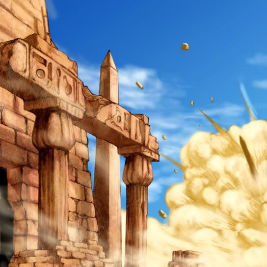 Destruyendo las Ruinas