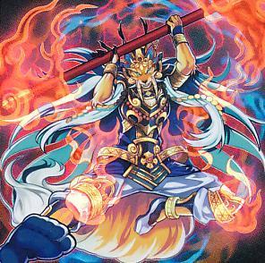 Avatar del Rey de Fuego Yaksha