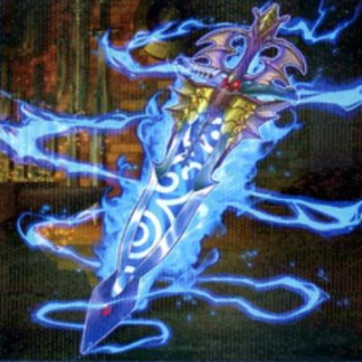Espada Supermágica de Raptinus