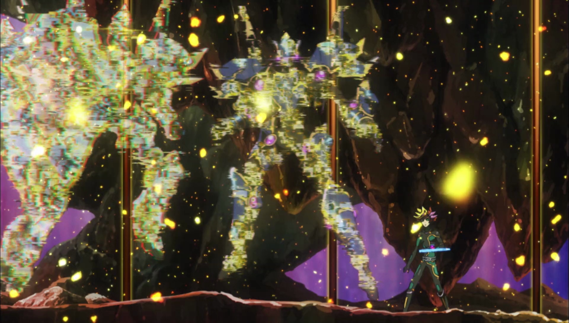Yu-Gi-Oh! VRAINS - Episodio 010