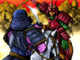 Rivalidad de los Señores de la Guerra