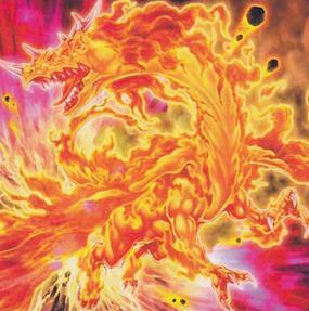 Dragón Divino Apocralips