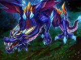 El Dragón que Vive en lo Profundo