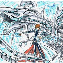 "Kaiba y ""Dragón Blanco Alternativo"" por Kagami.jpg"