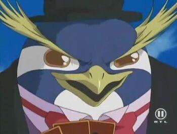 Pingüino de Pesadilla