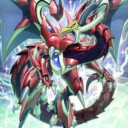 Dragón de Avance de Ojos Anómalos