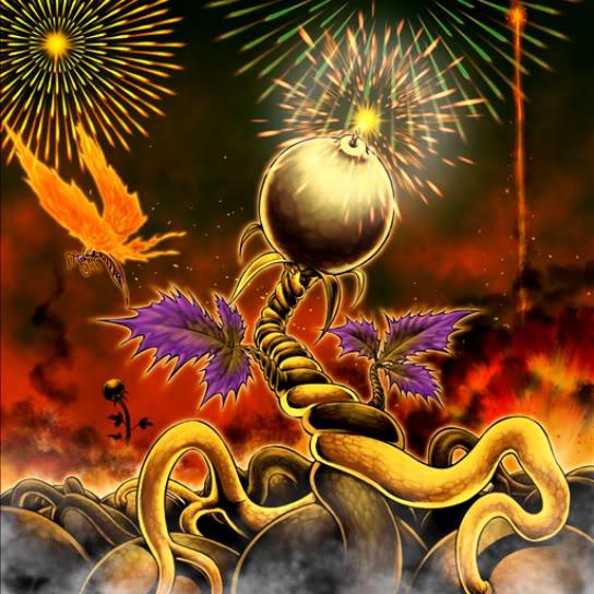 Florecimiento del Fuego Solitario