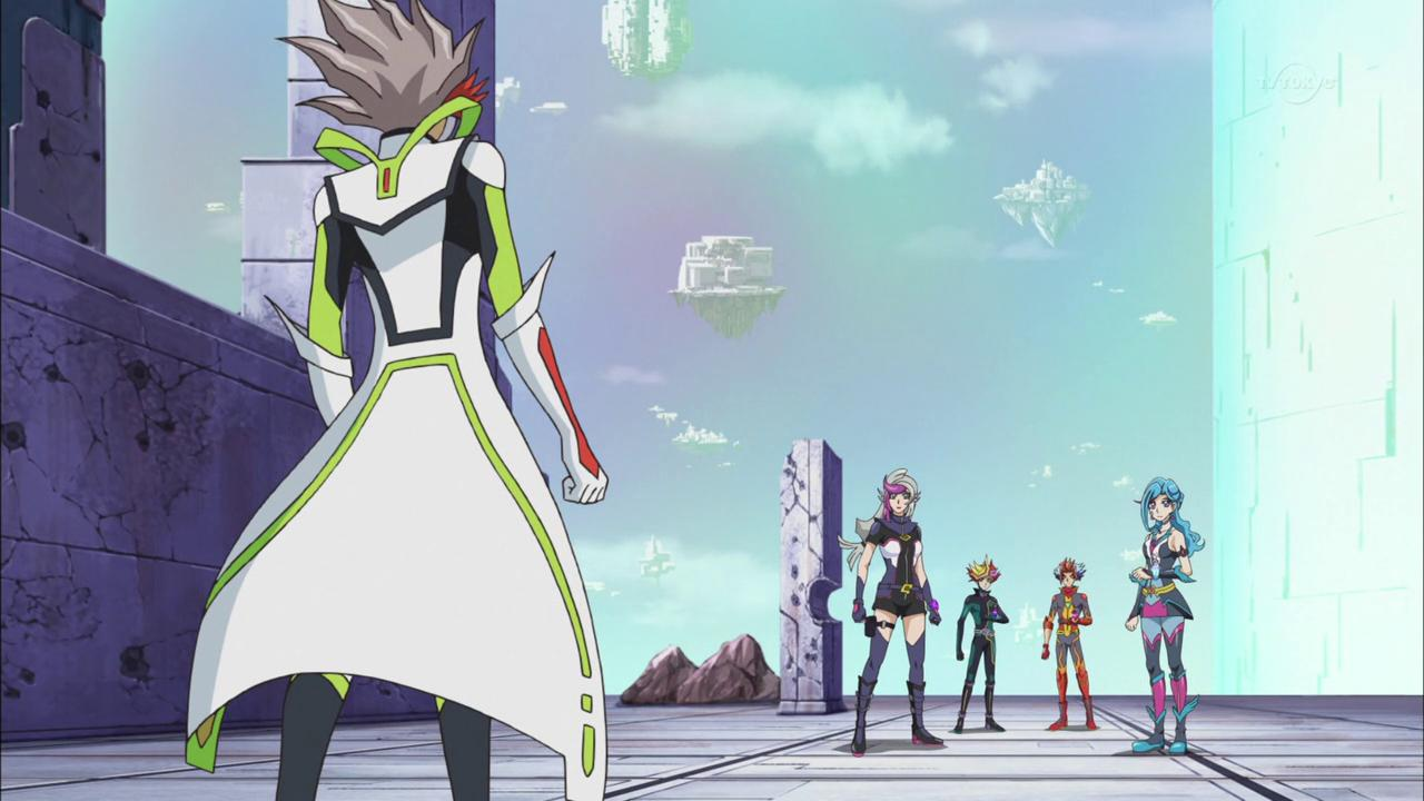 Yu-Gi-Oh! VRAINS - Episodio 083