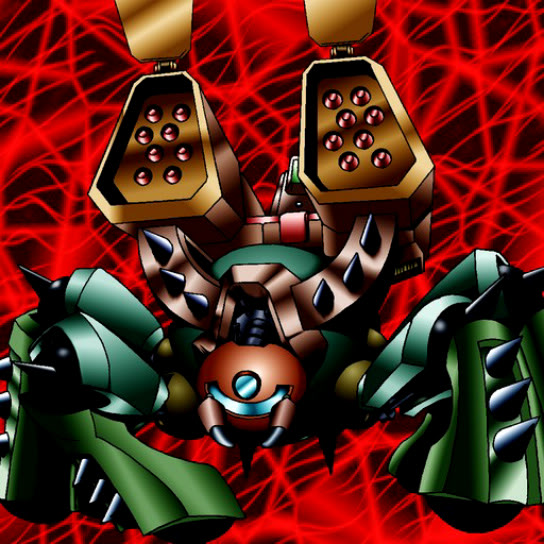 Araña Lanzadora