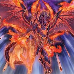 Dragón Cometa Negro Meteoro
