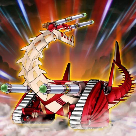 Dragón Fusilero, la Bestia de Modo Dual