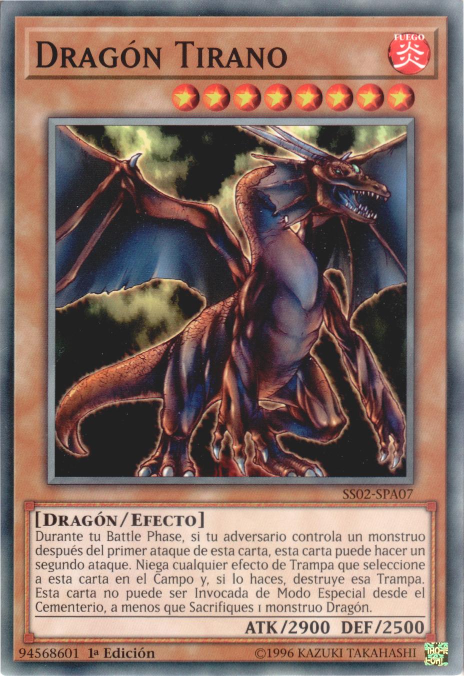 Dragón Tirano