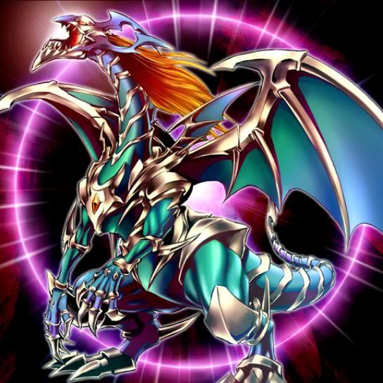 Dragón Emperador del Caos - Enviado del Fin