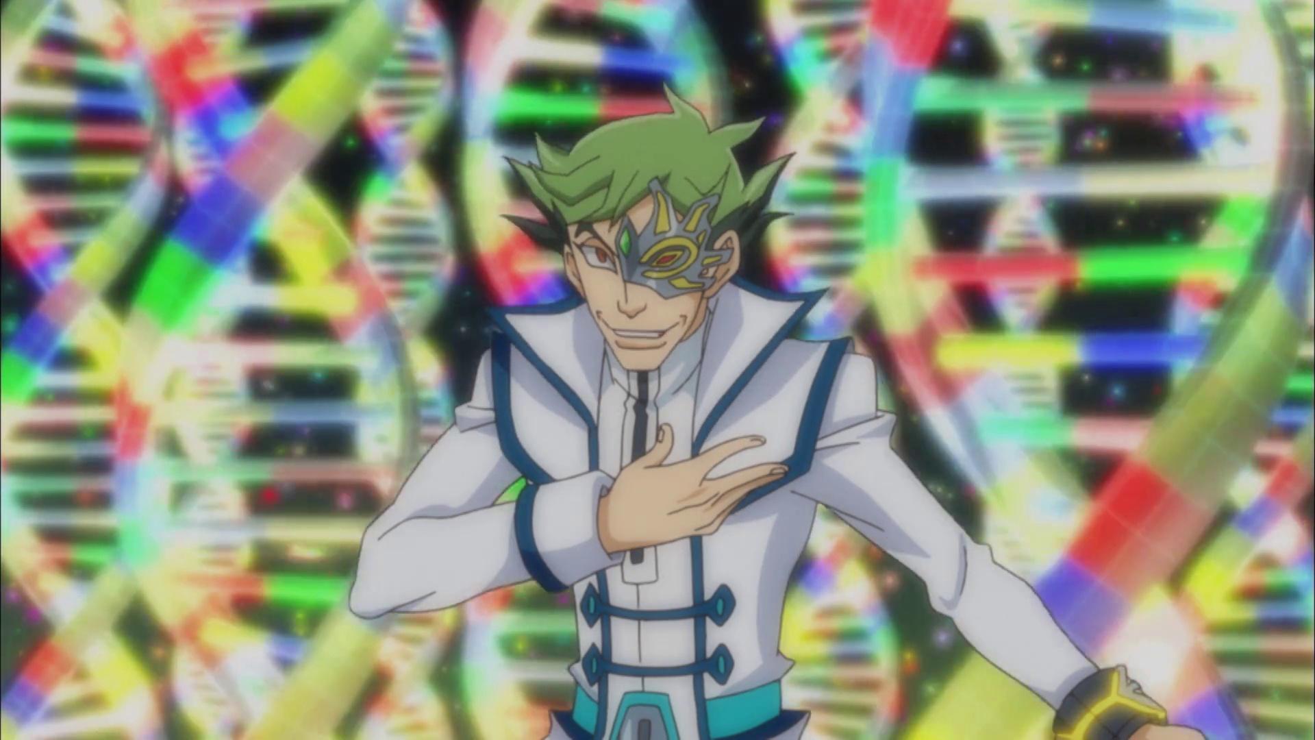 Yu-Gi-Oh! VRAINS - Episodio 023