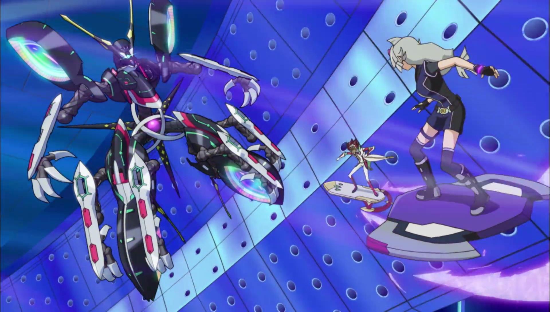 Yu-Gi-Oh! VRAINS - Episodio 031