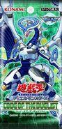 Cover sobre de expansión código del duelista ocg