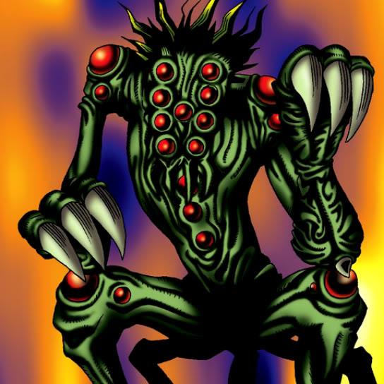 Ghoul de las Sombras