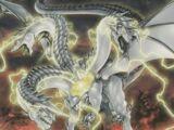Rey Trueno, el Kaiju del Golpe del Rayo