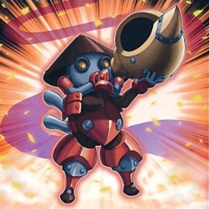 Samurai Superpesado Trompetista
