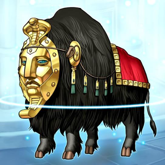 Bestia del Faraón