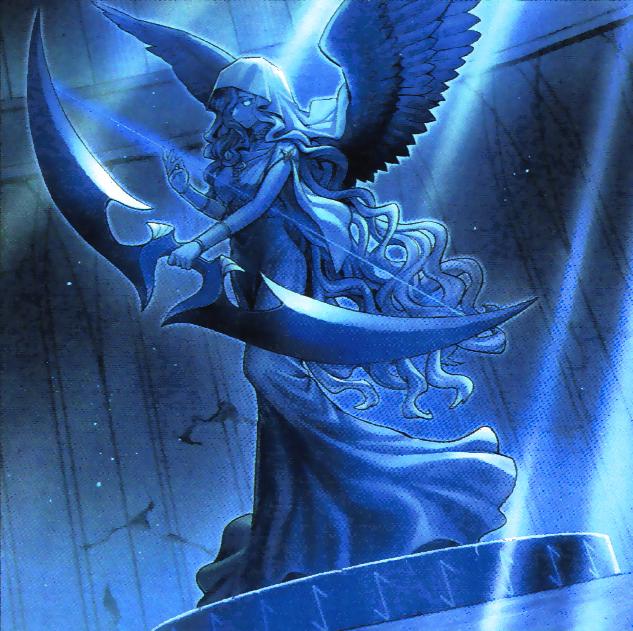 Estatua de Ángel - Azurune