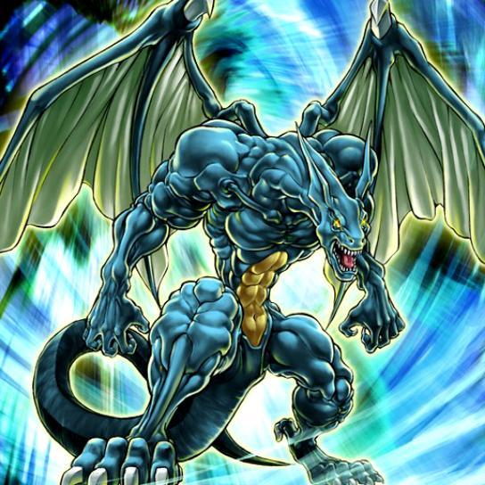 Dragón del Viento Fuerte
