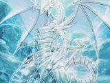 Dragón Espiritual de Ojos Azules