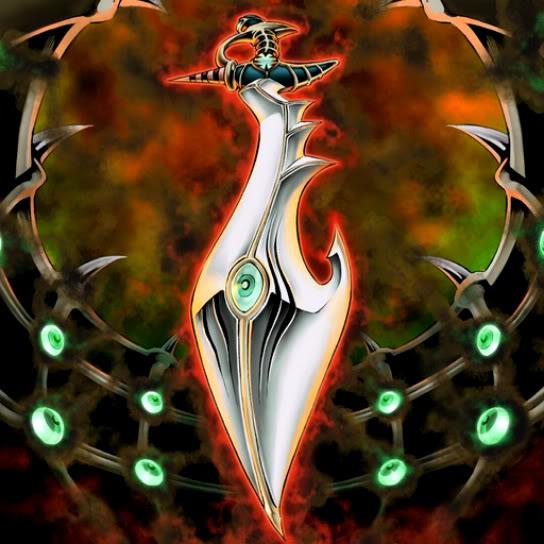 Espada de Rituales Oscuros