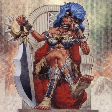 Reina Amazoness